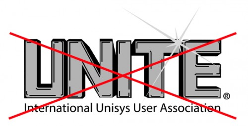 Another obsolete UNITE logo