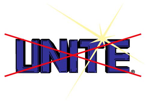 Obsolete UNITE Logo